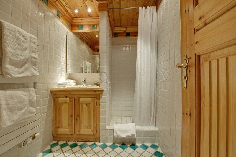 Courchevel 1850 Luxury Rental Appartment Mereli Bathroom 2