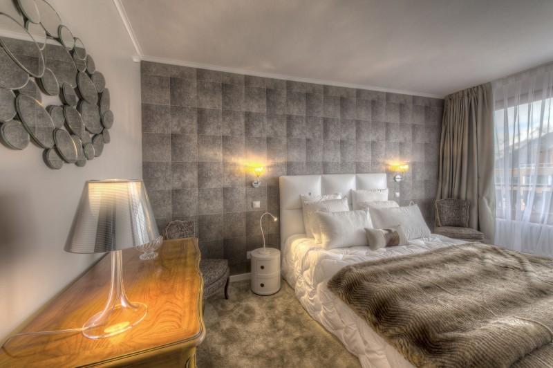 Courchevel 1850 Location Appartement Luxe Taramite Chambre