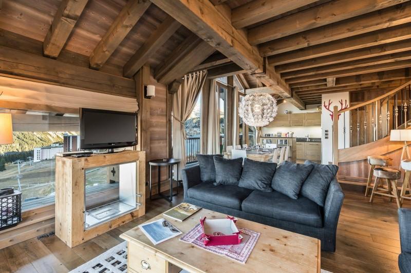 Courchevel 1850 Location Appartement Luxe Viziri Séjour 3