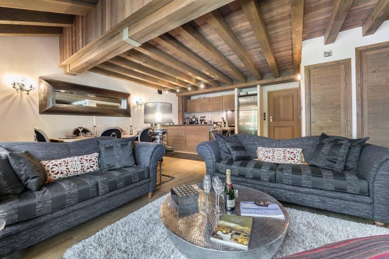 Courchevel 1850 Luxury Rental Appartment Viziro Living Room 3
