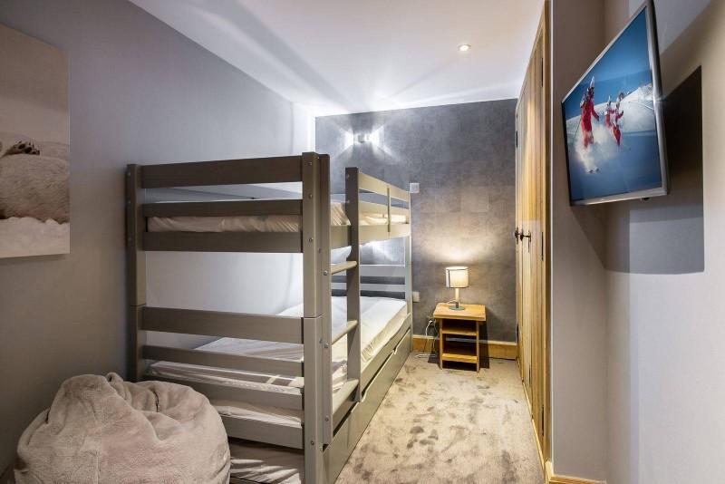 Courchevel 1850 Location Appartement Luxe Vizrine Chambre