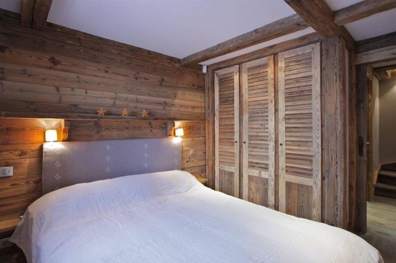 Courchevel 1850 Luxury Rental Chalet Cesarolite Bedroom 2