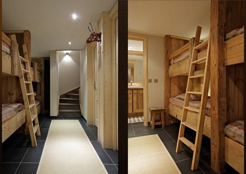 Courchevel 1850 Luxury Rental Chalet Cesarolite Bedroom 3