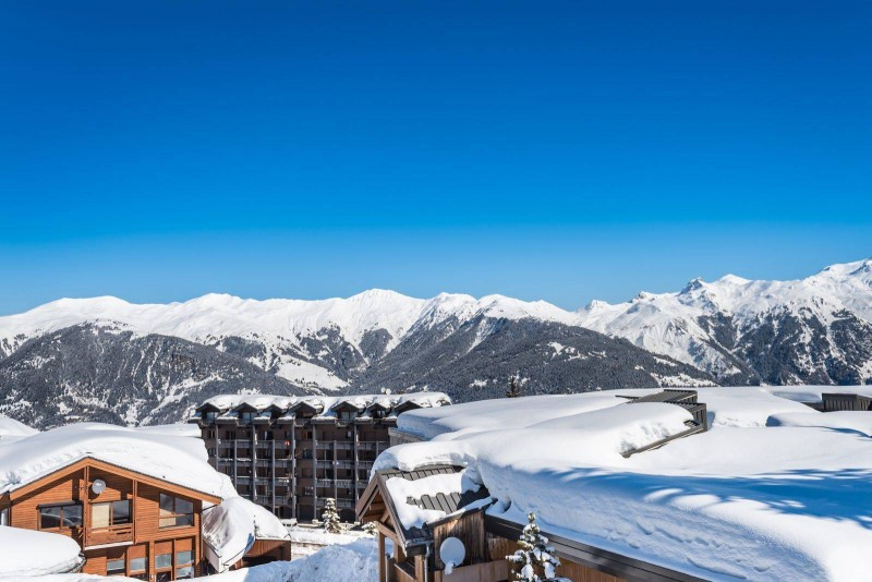 Courchevel 1850 Luxury Rental Chalet Crysotile View