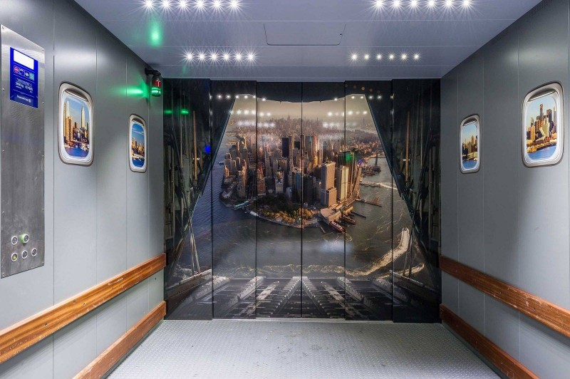 Courchevel 1850 Luxury Rental Chalet Chursinite Elevator