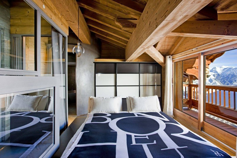 Courchevel 1850 Location Chalet Luxe Nigrine Chambre 5