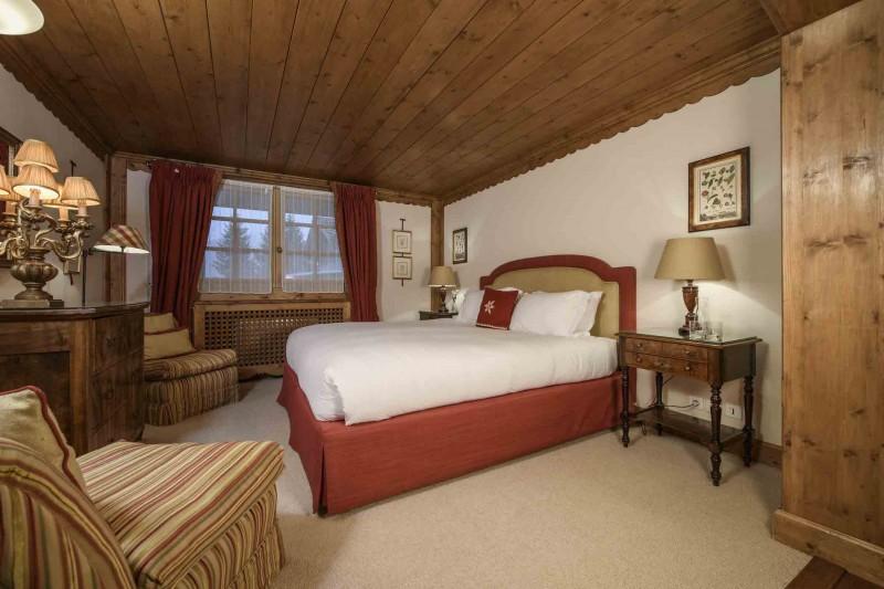 Courchevel 1850 Luxury Rental Chalet Nilia Chambre 2