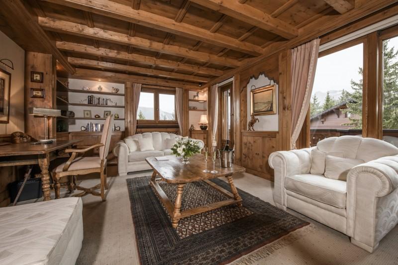 Courchevel 1850 Luxury Rental Chalet Nilia Chambre 5