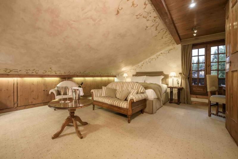 Courchevel 1850 Luxury Rental Chalet Nilia Chambre 7