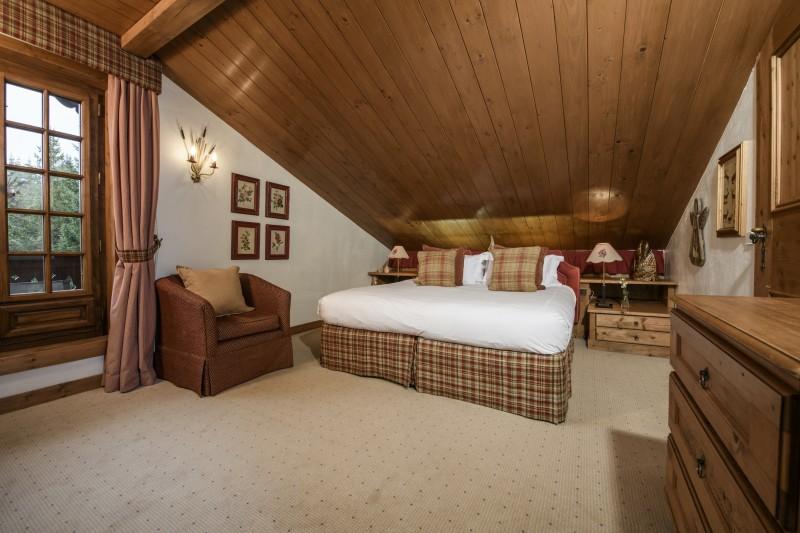 Courchevel 1850 Luxury Rental Chalet Nilia Chambre 8
