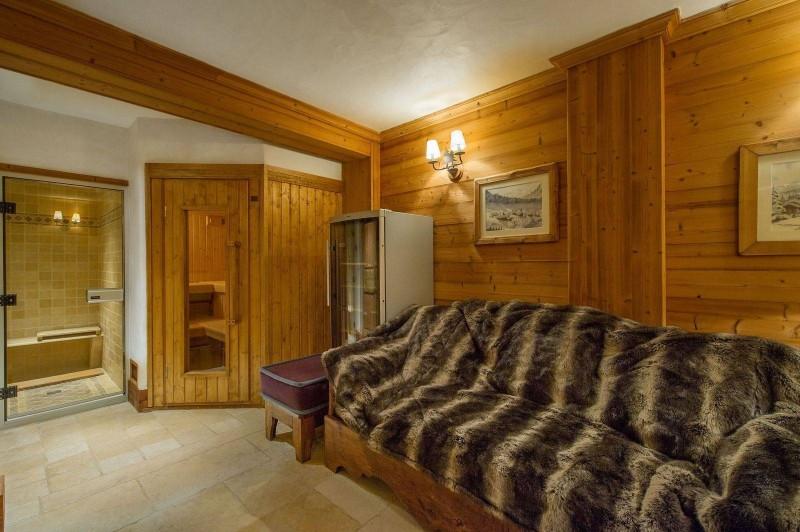 Courchevel 1850 Location Chalet Luxe Tancoite Espace Détente