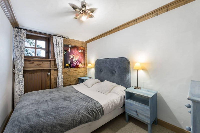 Courchevel 1850 Luxury Rental Chalet Tazuy Bedroom 2