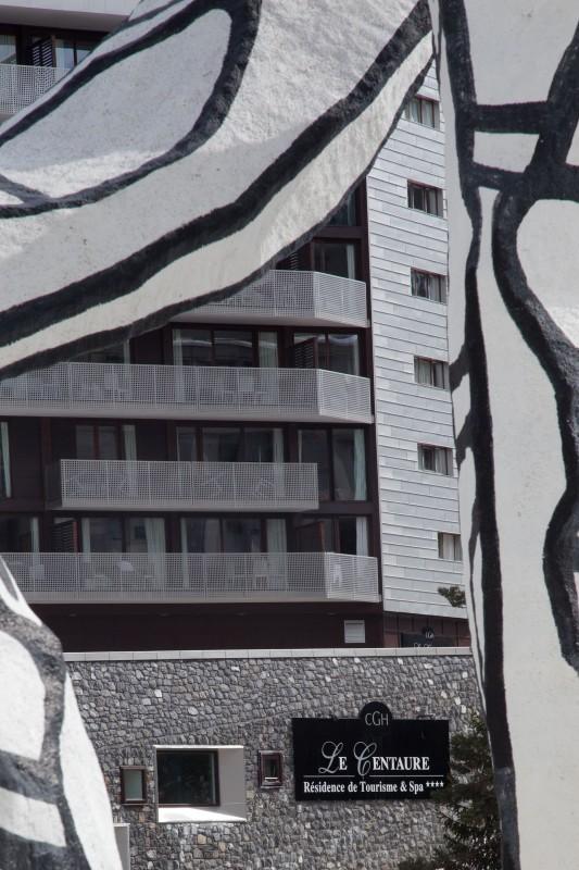 Flaine Location Appartement Luxe Fassaite Extérieur