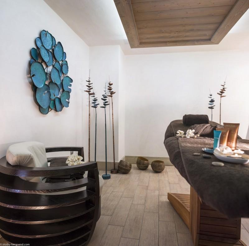 Flaine Location Appartement Luxe Fassaite Massage 1