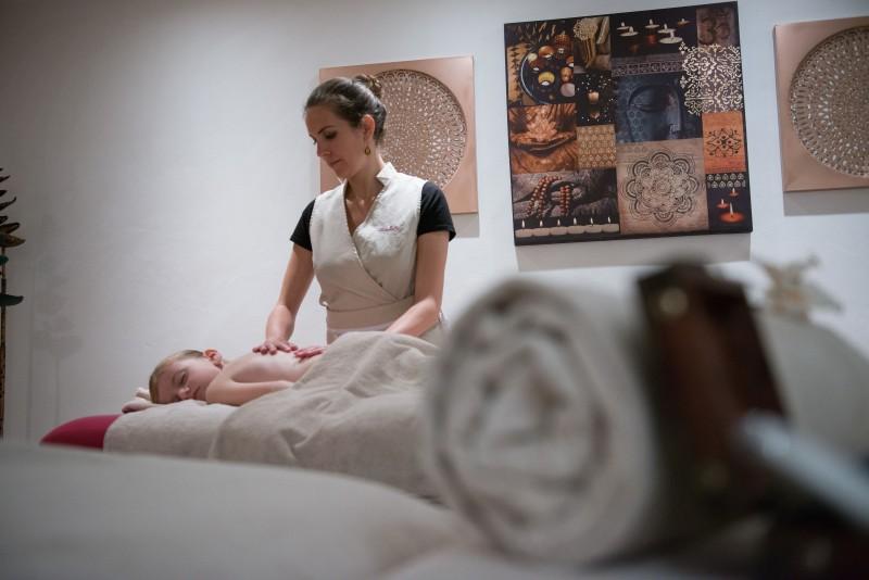 Flaine Location Appartement Luxe Fassaite Massage