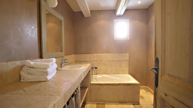 Forcalquier Location Villa Luxe Lukate Salle De Bain
