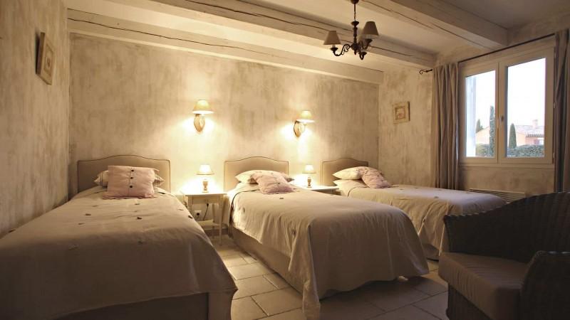 Forcalquier Location Villa Luxe Lukite Chambre Triple