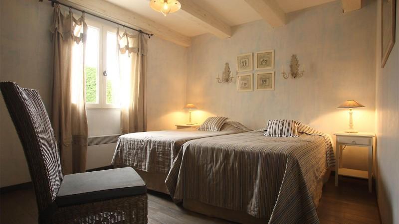 Forcalquier Location Villa Luxe Lumite Chambre