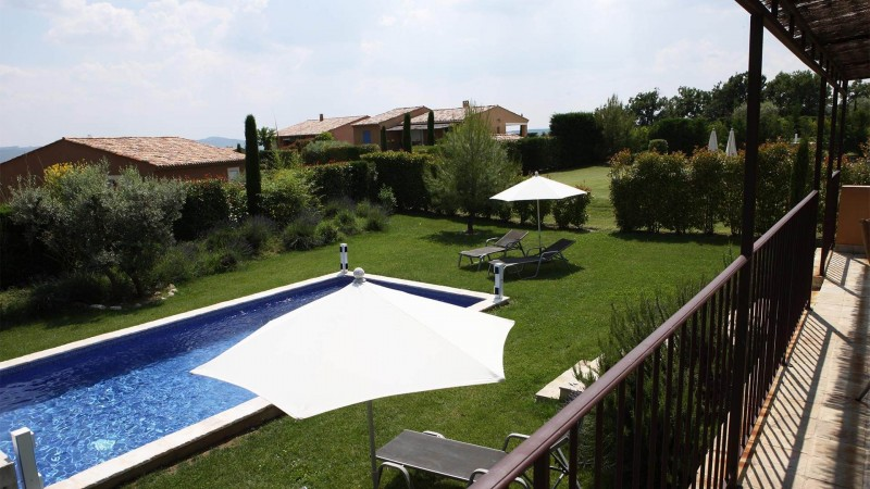 Forcalquier Location Villa Luxe Lumite Jardin