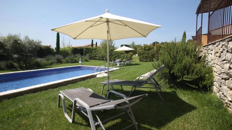 Forcalquier Location Villa Luxe Lumite Piscine