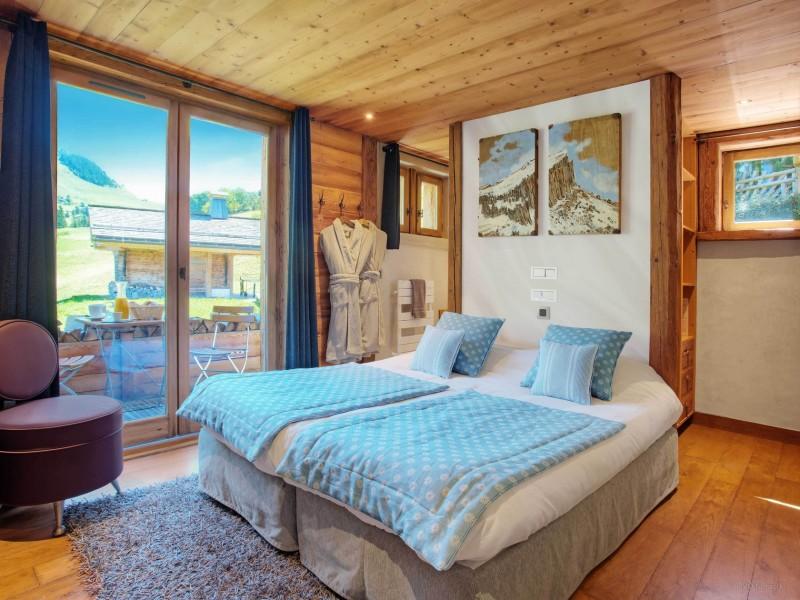 La Clusaz Location Chalet Luxe Lawsonite Chambre 2