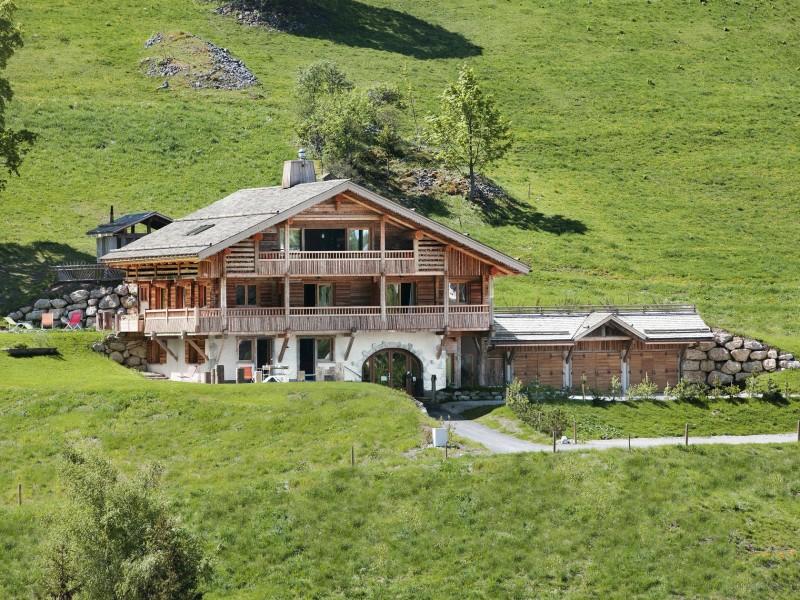 La Clusaz Location Chalet Luxe Lawsonite Exterieur 2