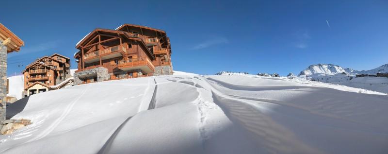 La Plagne Luxury Rental Apartment In Residence Jalate