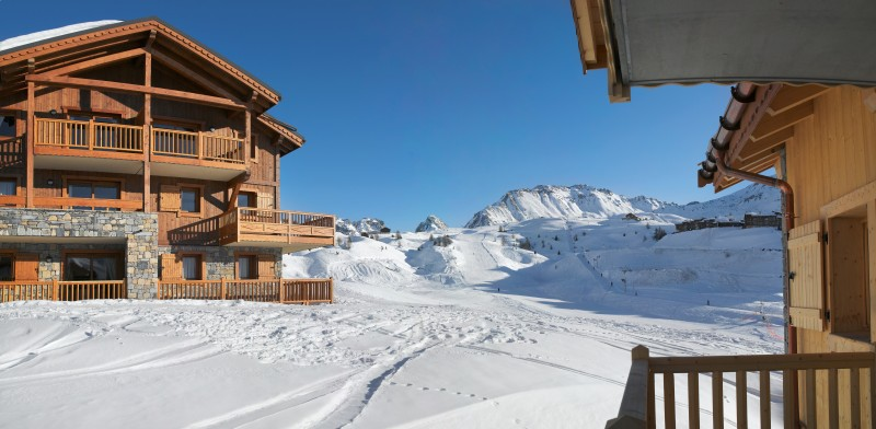 La Plagne Luxury Rental Apartment In Residence Jalate Residence