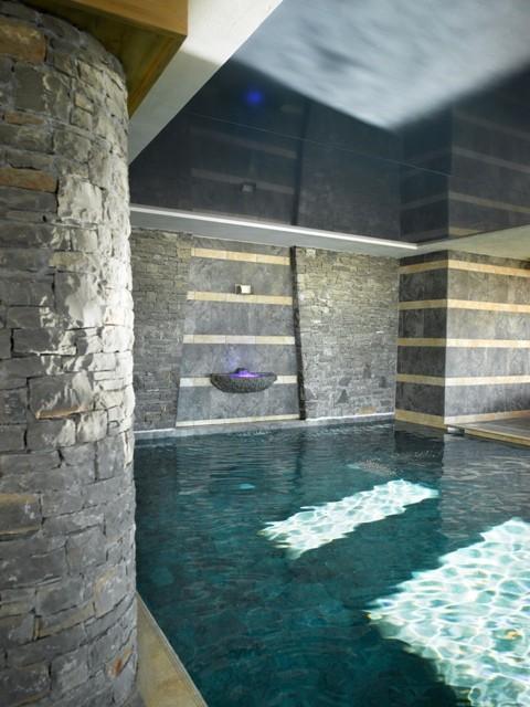 La Plagne Location Appartement Dans Résidence Luxe Jalute Duplex Piscine 1