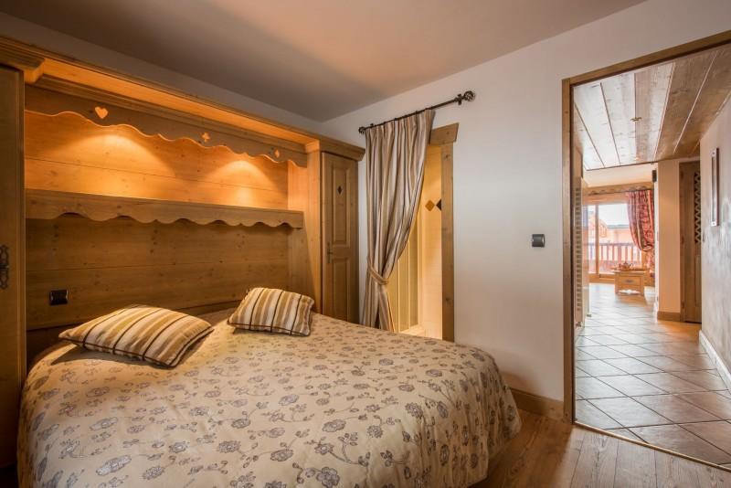 La Rosière Location Appartement Luxe Lynx Cyanite Chambre