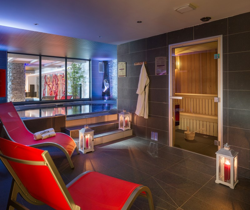 La Rosière Montvalezan Location Appartement Luxe Lynx Onyx Sauna