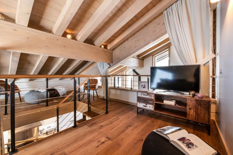 La Tania Luxury Rental Chalet Alte Mezzanine