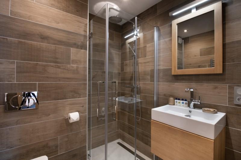 La Tania Luxury Rental Chalet Alte Bathroom 2