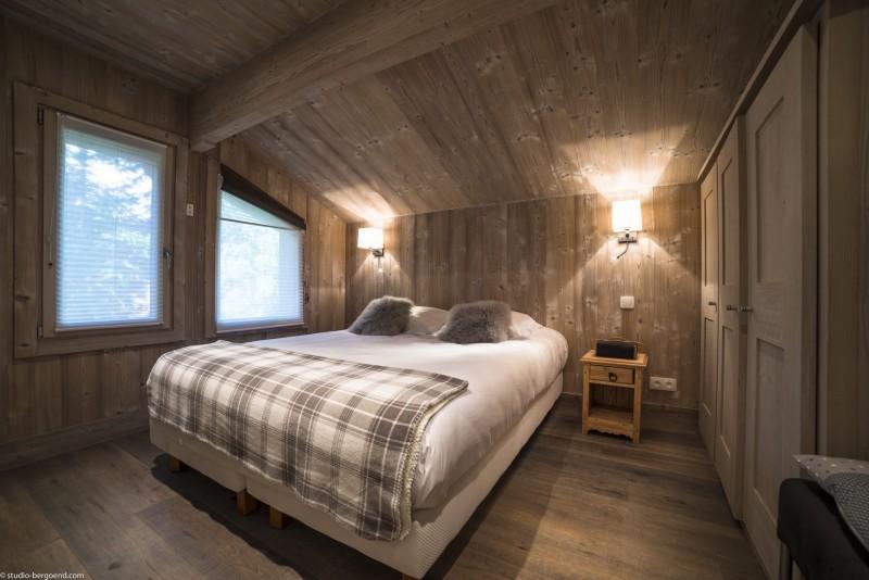 La Tania Location Chalet Luxe Counite Chambre