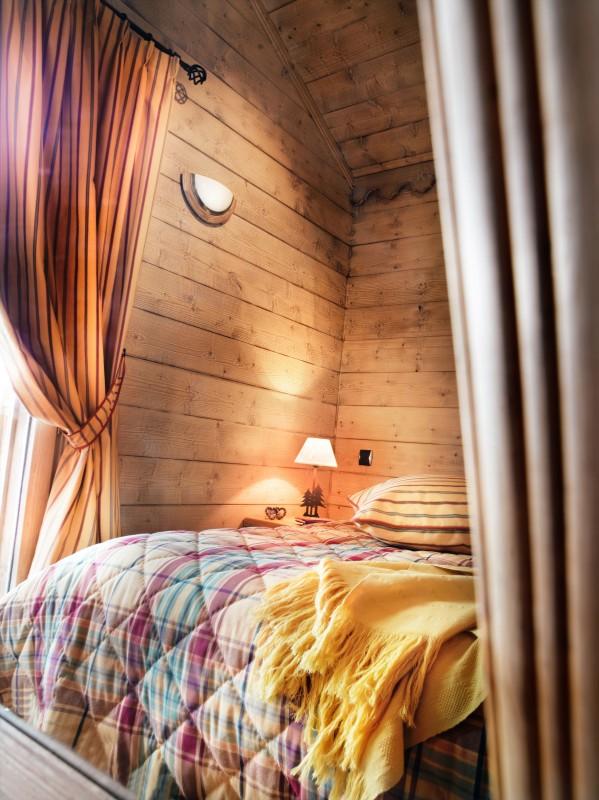 Le Grand Bornand Location Appartement Luxe Leukorite Chambre