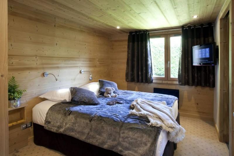 Le Grand Bornand Location Chalet Luxe Leonite Chambre