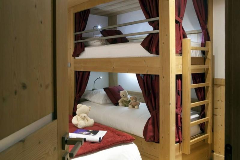 Le Grand Bornand Location Chalet Luxe Leonite Chambre3