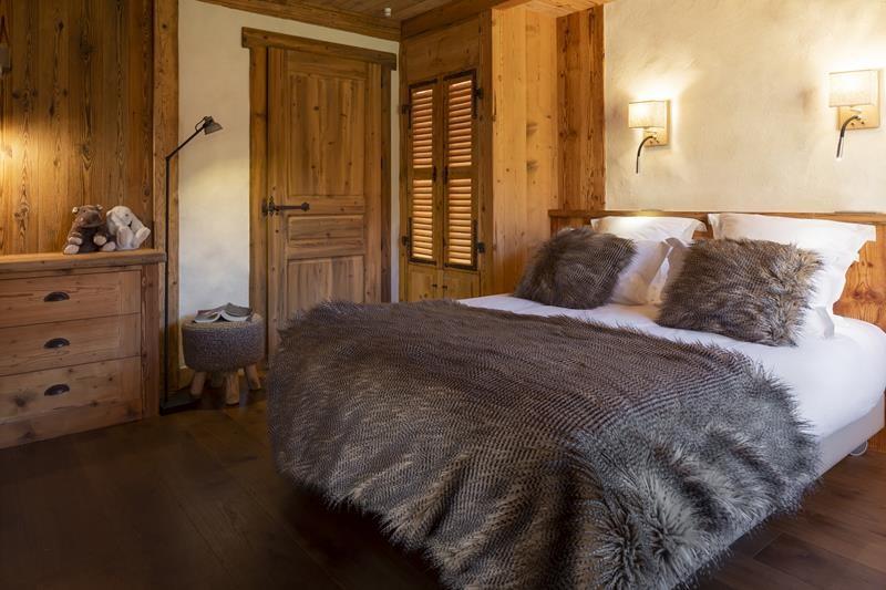 Le Grand Bornand Location Chalet Luxe Leonute Chambre6