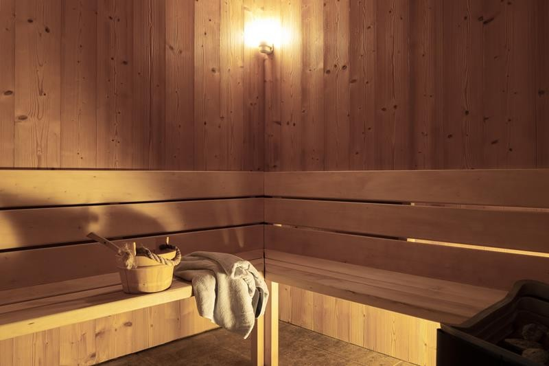 Le Grand Bornand Location Chalet Luxe Leonute Sauna