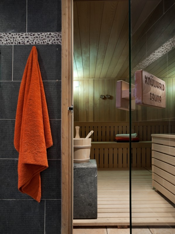Les Carroz D'Araches Location Appartement Luxe Lacibe Duplex Sauna