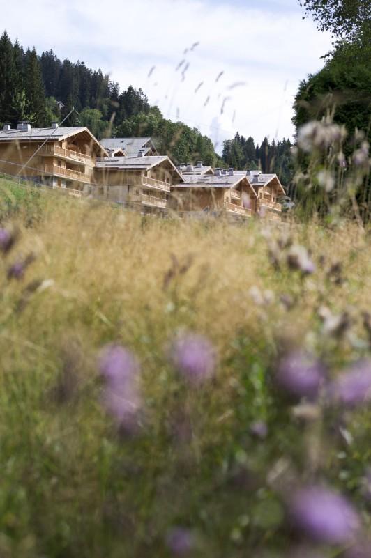 Les Carroz D'Araches Location Appartement Luxe Lilalite Extérieur 1