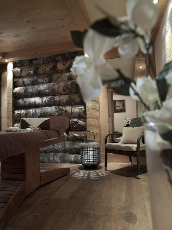 Les Carroz D'Araches Location Appartement Luxe Lilalite Massage