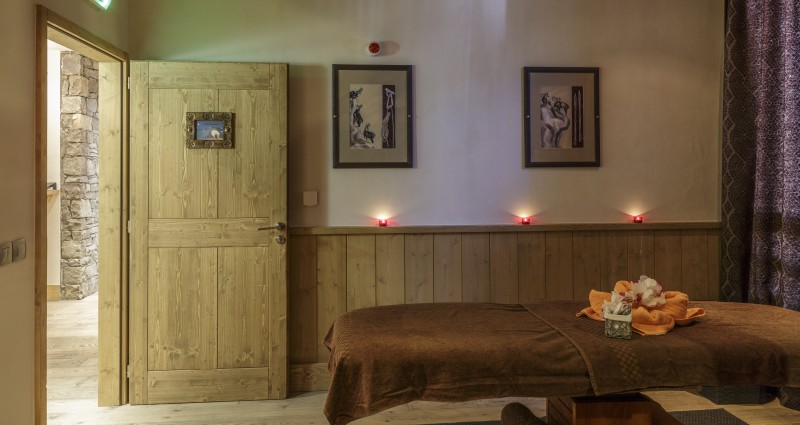 Les Carroz d'Arâches Location Appartement Luxe Lilite Massage