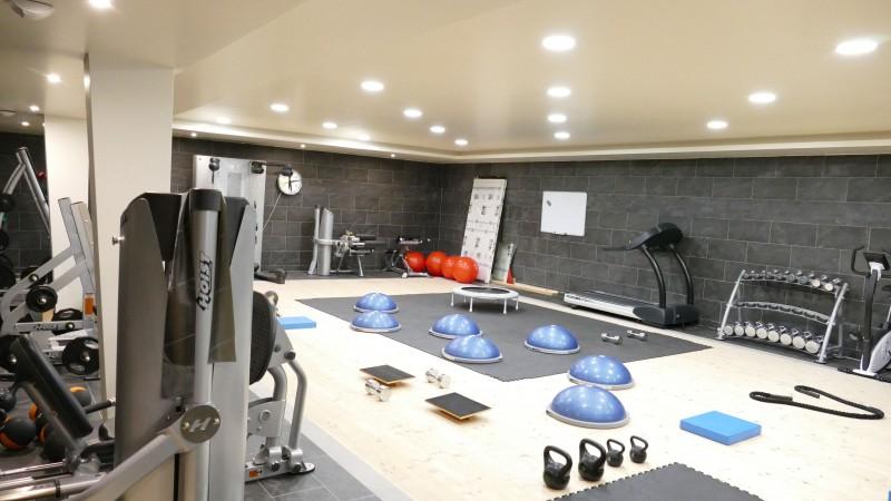 Les Deux Alpes Rental Apartment Luxury Wulfenite Fitness Room 1