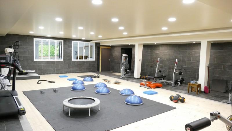 Les Deux Alpes Rental Apartment Luxury Wulfenite Fitness Room