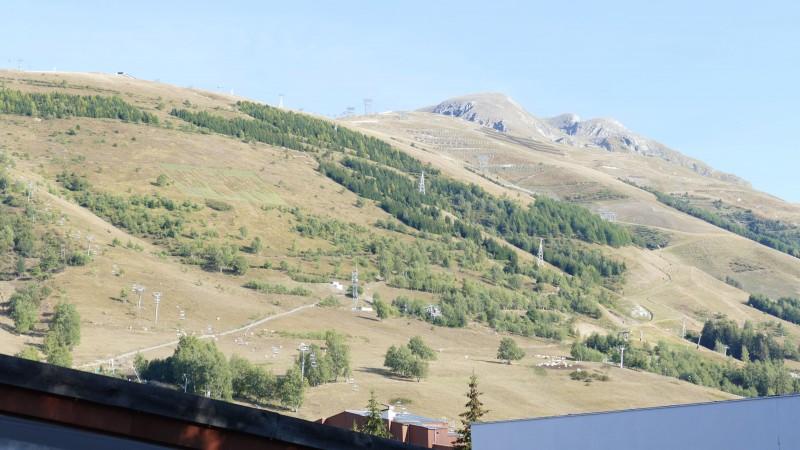 Les Deux Alpes Rental Apartment Luxury Wulfenite Mountain View