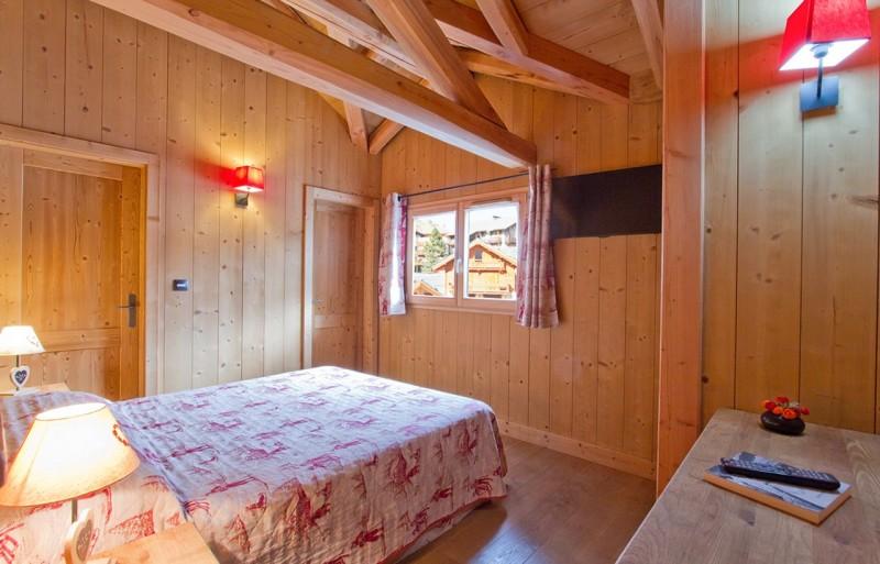 Les Deux Alpes Location Chalet Luxe Cervantate Chambre