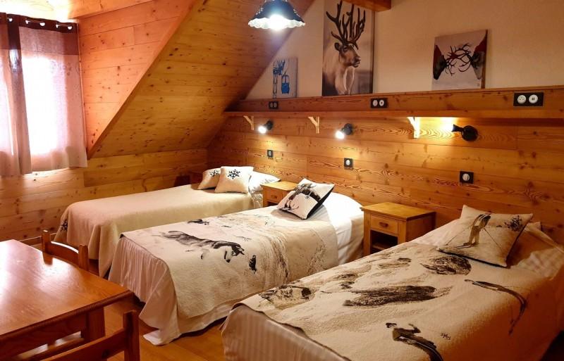 Les Deux Alpes Rental Chalet Luxury Cervantete Bedroom 2