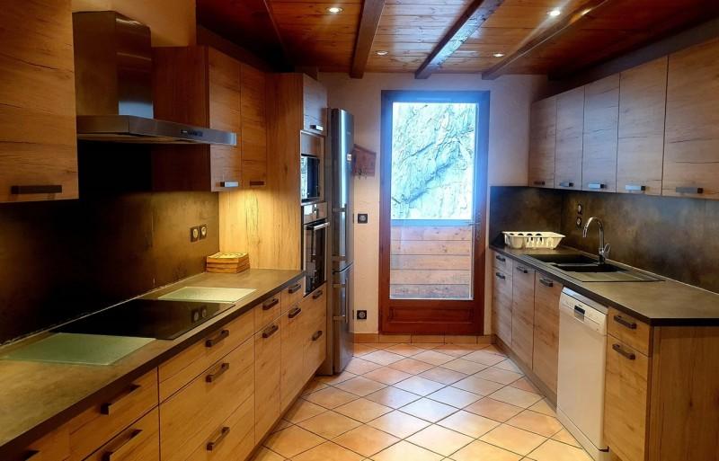 Les Deux Alpes Location Chalet Luxe Cervantete Cuisine