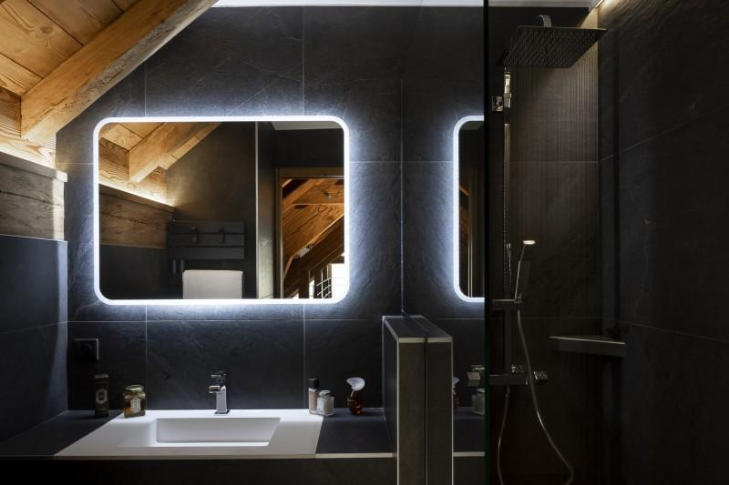 Les Deux Alpes Luxury Rental Chalet Cervantute Bathroom